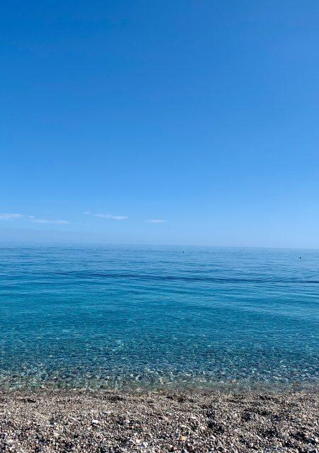 Risersvasale è situato sulle colline che si innalzano alle spalle del Golfo di Naxos